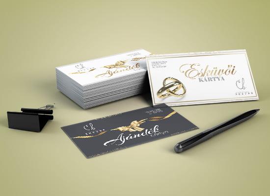 Casa Blanka Card Portfolio